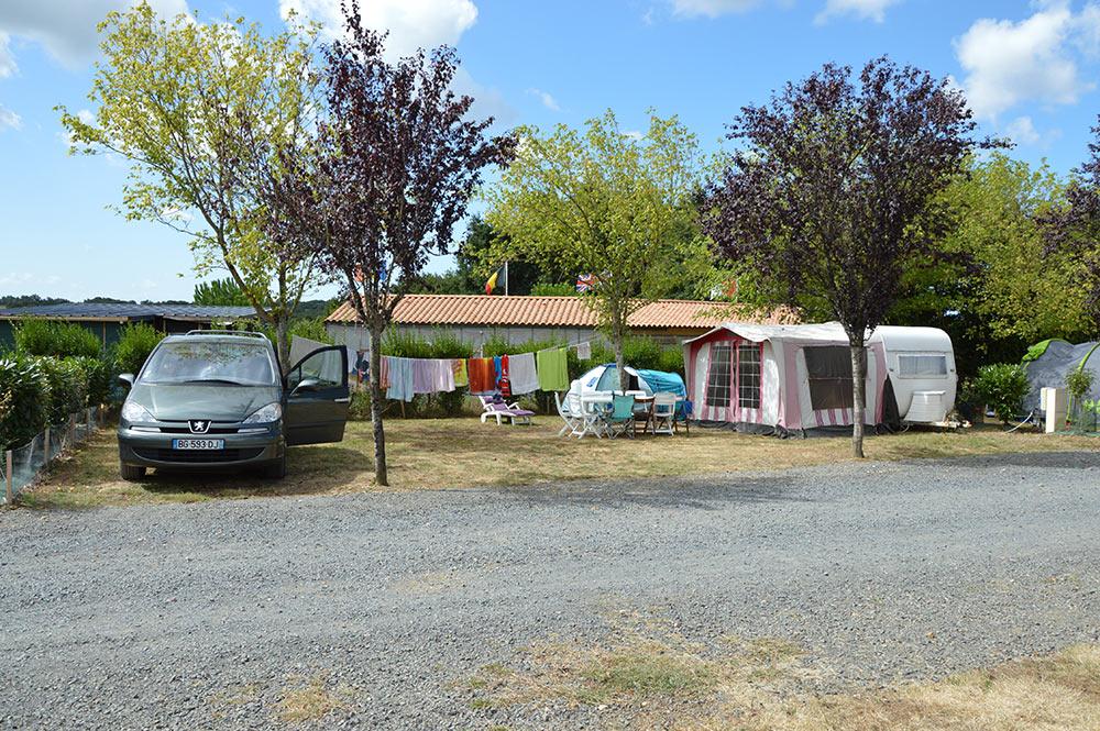 Camping pas cher en Vendée